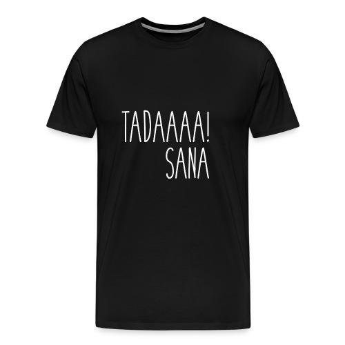 Tadaaaasana! Yoga - die Berghaltung - Männer Premium T-Shirt