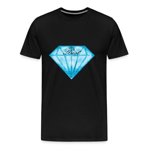 Best diamont - Camiseta premium hombre