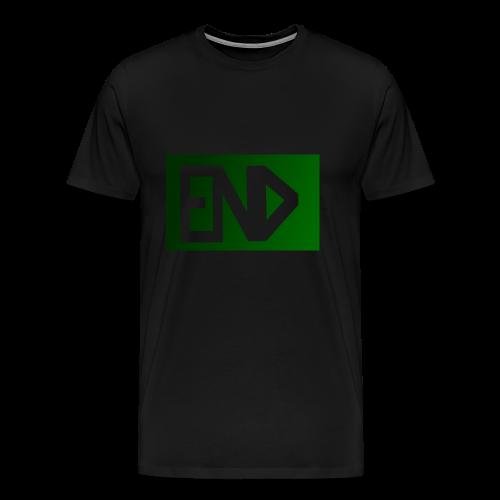 End - Männer Premium T-Shirt