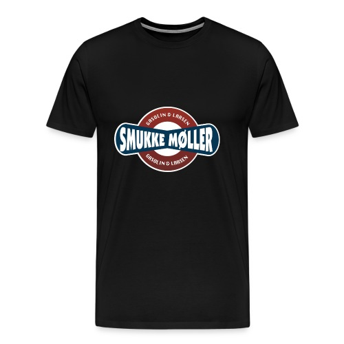 smlogo - Herre premium T-shirt
