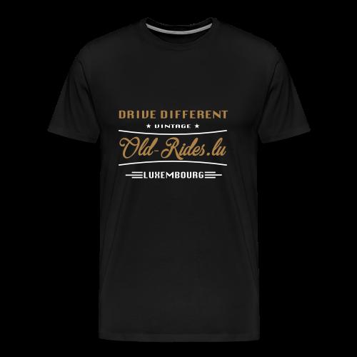 Grafik-logo - Männer Premium T-Shirt