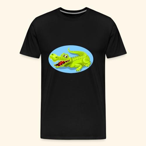 crocodile - T-shirt Premium Homme