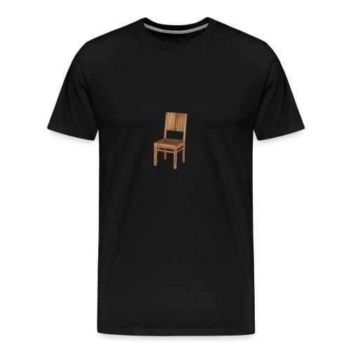 Stuhl - Männer Premium T-Shirt