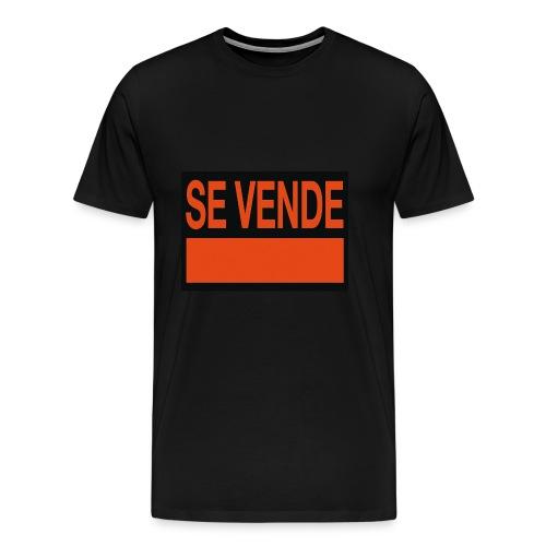 SE VENDE - Camiseta premium hombre