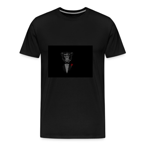 The Real Gentleman - Mannen Premium T-shirt