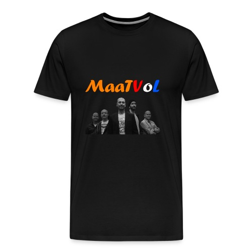 Maatvol Fan shirt Heren - Mannen Premium T-shirt
