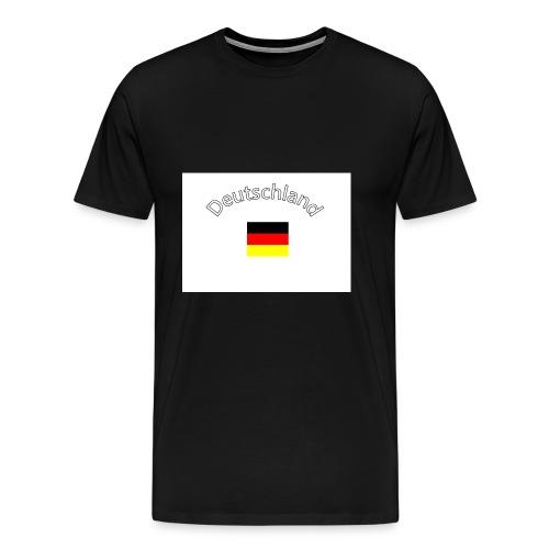 Deutschland Fußball - Männer Premium T-Shirt