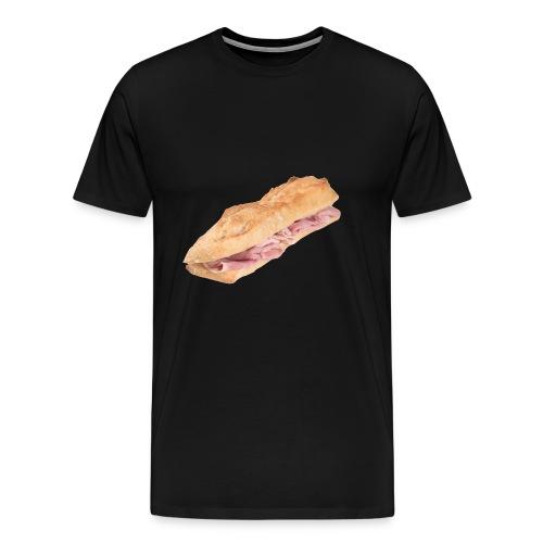jambon beurre - T-shirt Premium Homme
