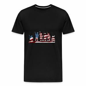 Semper Fidelis II - Männer Premium T-Shirt