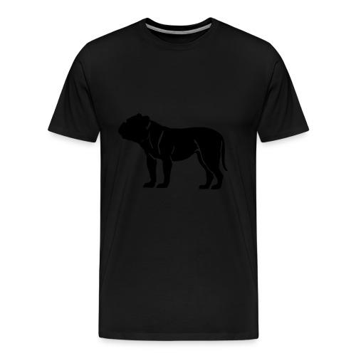 Bulldog - Männer Premium T-Shirt