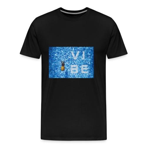 VIBE STREETWEAR - Männer Premium T-Shirt