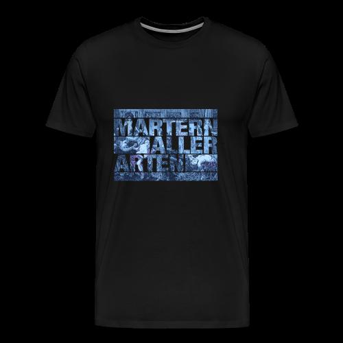 Die Entführung aus dem Serail: Martern aller Arten - Maglietta Premium da uomo