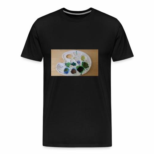Painting Hobby - Männer Premium T-Shirt