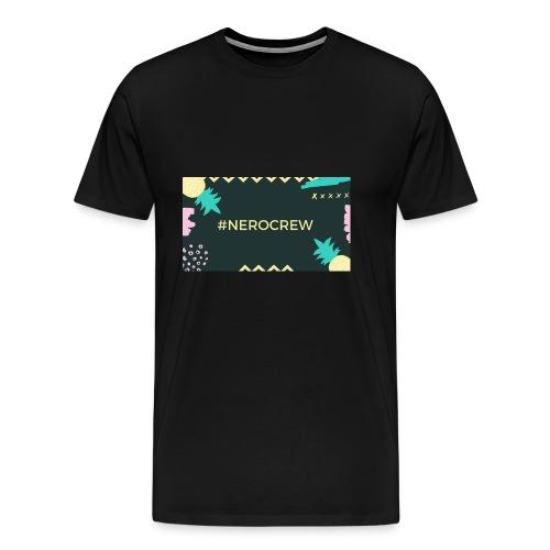Nerocrew - Männer Premium T-Shirt