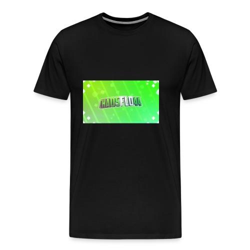 chaosflo444444444444444444444444444444444444444442 - Männer Premium T-Shirt