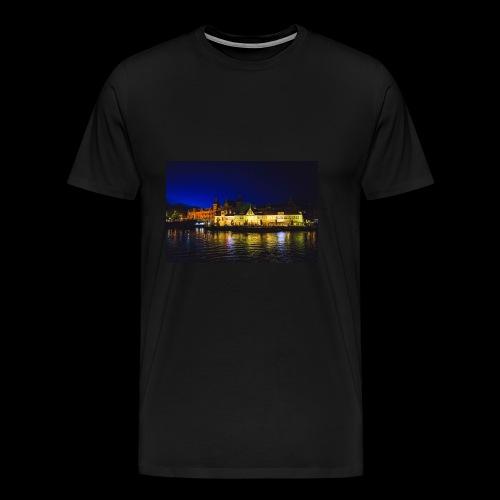 Amsterdam style - Männer Premium T-Shirt