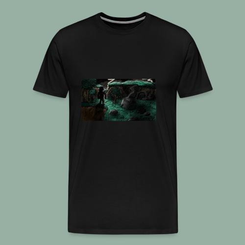 The EXPLORER - T-shirt Premium Homme
