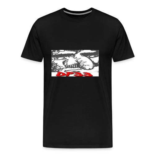 MUSMATTA FÖR DP33 - Premium-T-shirt herr