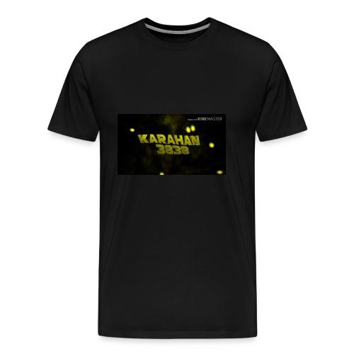 Karahan383 8 T-Shirt - Männer Premium T-Shirt