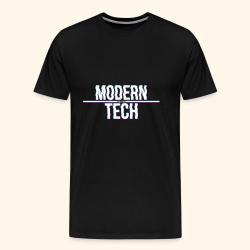 MODERN TECHNOLOGY - Männer Premium T-Shirt