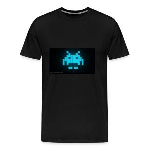 space invador - Men's Premium T-Shirt