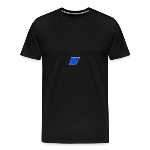 WoxyzzMerch - Premium-T-shirt herr