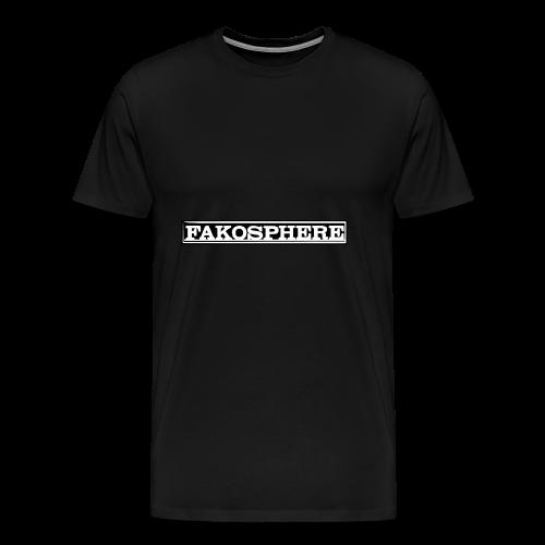 FAKOSPHERE 5 - Mannen Premium T-shirt