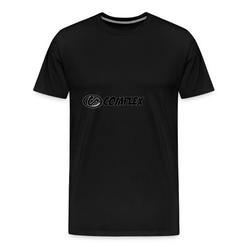 complex hoodie - Herre premium T-shirt