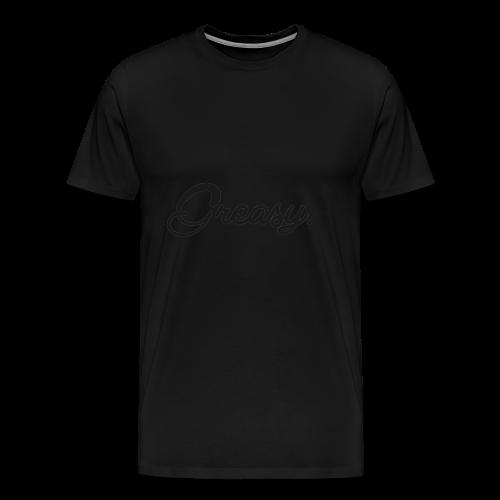 Greasy T-Shirt - Mannen Premium T-shirt