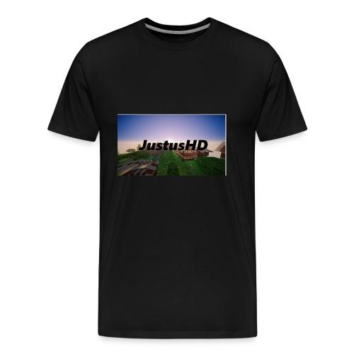 JustusHD - Männer Premium T-Shirt