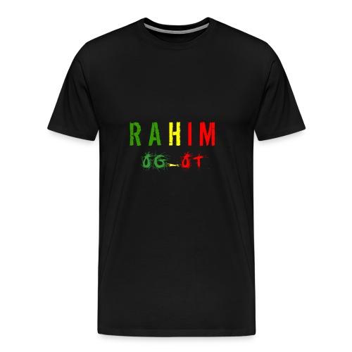 t-shirt design Rahim - T-shirt Premium Homme