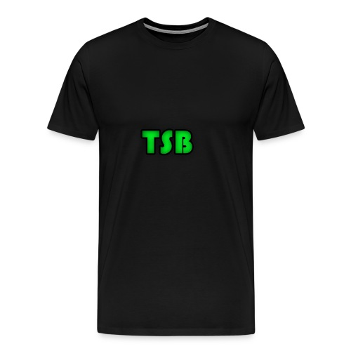 TSB logo - Men's Premium T-Shirt