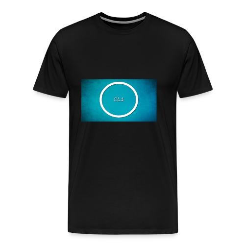 CaptainLuc1 - Premium T-skjorte for menn