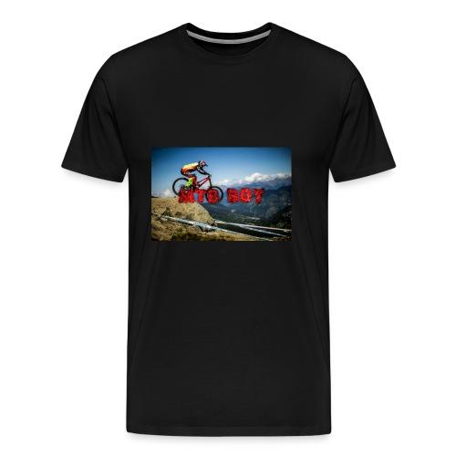 mtb boy clothes - Men's Premium T-Shirt