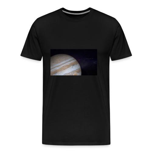 jupiter_wallpprs-com_ - Men's Premium T-Shirt