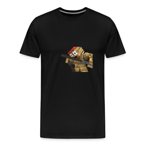 St0ckL3tsPl4y Skin - Männer Premium T-Shirt