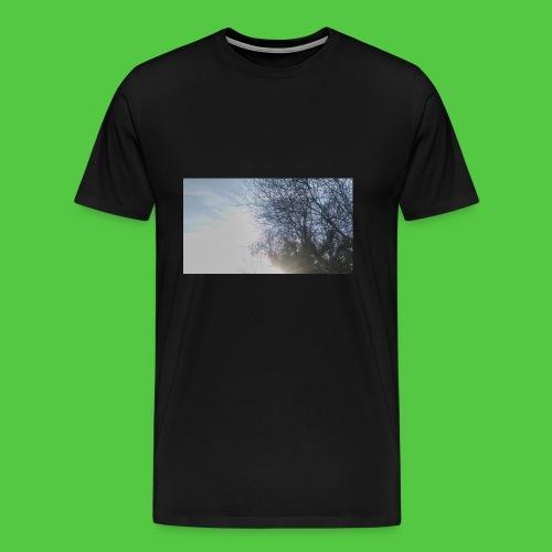 Et sa continu - T-shirt Premium Homme