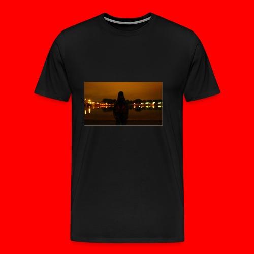 Blacksoldier is a live - Männer Premium T-Shirt