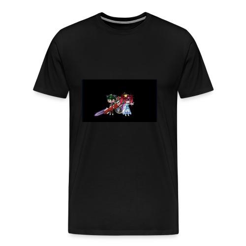 20180429 195202 rmscr - Men's Premium T-Shirt