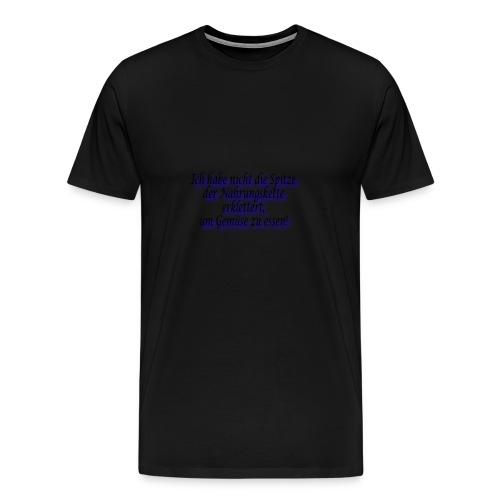 Nahrungskette - Männer Premium T-Shirt
