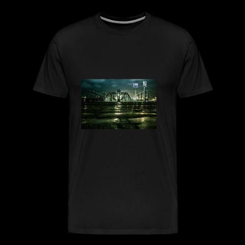 Hamburger Fischmarkt - Männer Premium T-Shirt