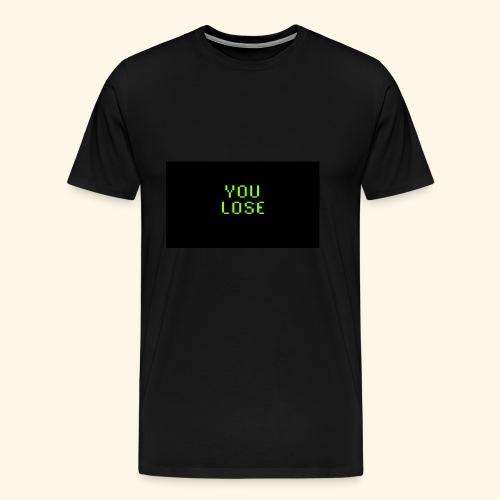 S2e16 You lose - Männer Premium T-Shirt