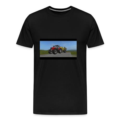 Der MF Pulli von Nino_LP - Männer Premium T-Shirt