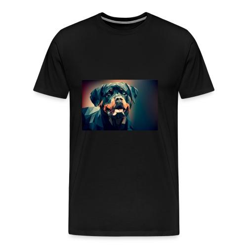 Rottweiler - Männer Premium T-Shirt
