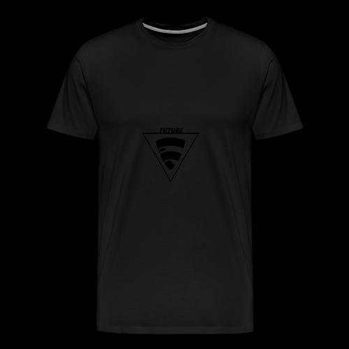 Logotipo de Future/2018 - Camiseta premium hombre