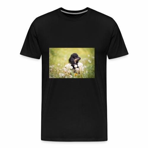 Mia im Feld - Männer Premium T-Shirt