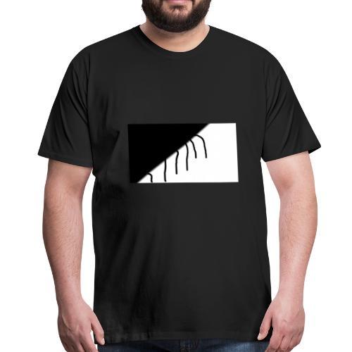 Verlauf - Männer Premium T-Shirt