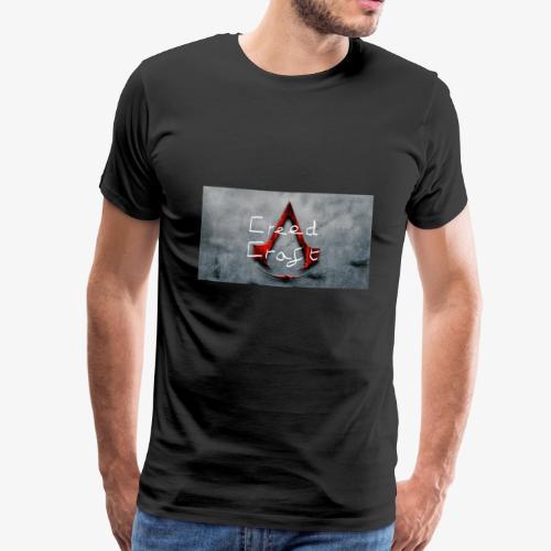 Old CreedCraft - Men's Premium T-Shirt