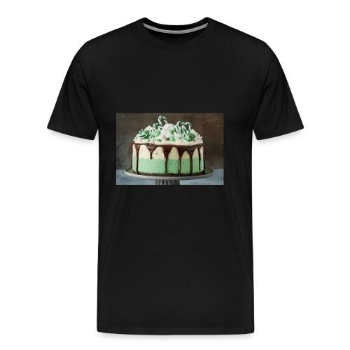 yay - Men's Premium T-Shirt