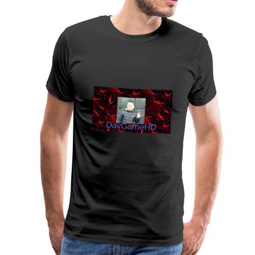 Profil mit Thumbnail - Männer Premium T-Shirt